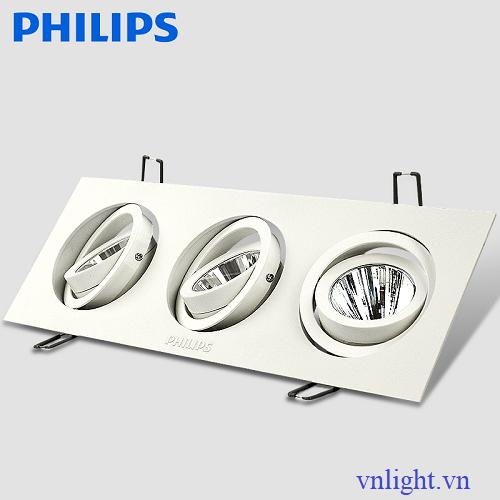 ĐÈN LED CHIẾU ĐIỂM GD022B 3x10W PHILIPS
