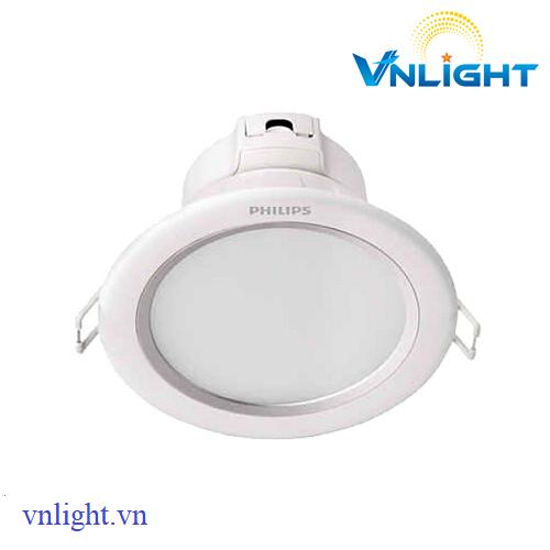 Đèn led âm trần 8W 80083 Philips