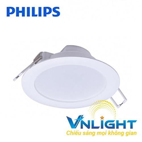 Đèn led âm trần 6W DN020B G3 Philips