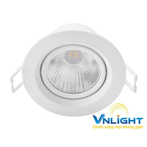 Đèn led âm trần SL201 4.5W Philips